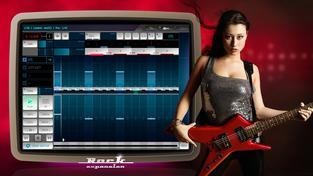Video z Rytmik Ultimate předvádí, jak se skládá rockový song