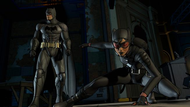 Batman - Telltale Game Series - Episode 2: Children of Arkham