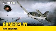 GamesPlay: War Thunder - Cesta samuraje