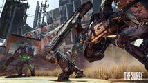 Vývojáři akčního sci-fi RPG The Surge představili tři typy exoskeletů