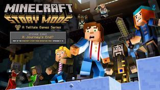 Minecraft: Story Mode – recenze 8. epizody