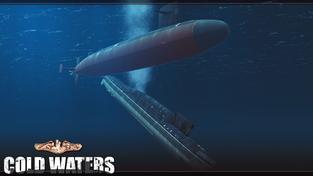 Ponorková simulace Cold Waters z dob studené války naváže na Red Storm Rising