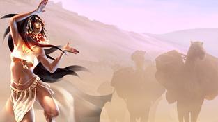 Mix strategie a RPG Caravan vás nechá obchodovat a napříč starým Orientem