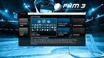 Franchise Hockey Manager 3 vyjde ještě tento měsíc i s oficiální licencí NHL