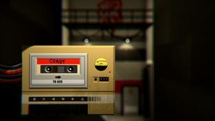 Bizarní adventura Small Radios Big Televisions otevírá nové světy s pomocí starých audiokazet