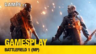 GamesPlay: hrajeme Battlefield 1 multiplayer