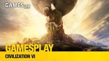 GamesPlay: hrajeme Civilization VI