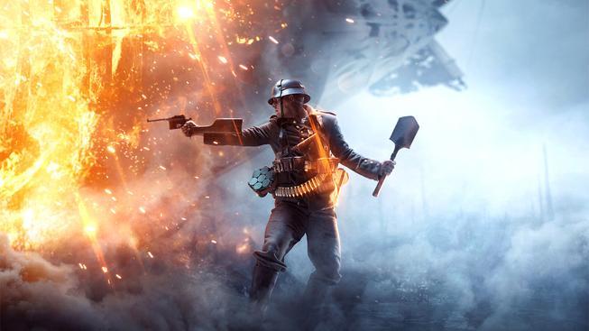 Nová mapa do Battlefieldu 1 vás pošle bojovat do stínu zříceného zepelínu
