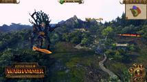 S novým datadiskem vytáhli na bojiště Total War: Warhammer lesní elfové