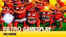 Retro GamesPlay: hrajeme strategickou akci The Horde