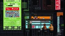 Adventura Among Thorns vypráví příběh umírajícího kyberpunkového města