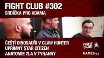 Fight Club #302: Srdíčka pro Adama