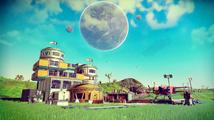 Obří update No Man's Sky přidává stavbu základen, přepravní lodě a nové herní módy