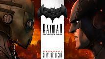 Batman od Telltale dnes vstupuje do velkého finále boje o Gotham