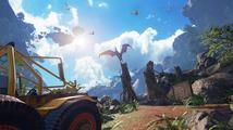 """Explorativní Ark Park vás příští rok zavede do """"Jurského parku"""" ve VR"""