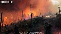 První DLC pro Battlefield 1 přinese francouzskou armádu a Verdun