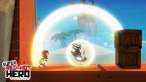 Intenzivní Super Red-Hot Hero chce navázat na odkaz plošinovek ze staré školy