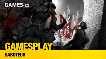 GamesPlay: hrajeme sandbox z 2. světové The Saboteur