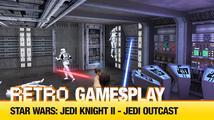Retro GamesPlay: Jedi Knight II - Jedi Outcast