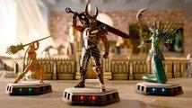 Ve strategii Might and Magic Showdown si sami nabarvíte figurky svých bojovníků