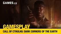 GamesPlay: hrajeme hororovku Call of Cthulhu: Dark Corners of the Earth