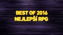 Best of 2016: Nejlepší RPG
