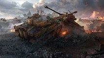 Získejte zdarma prémiové tanky Sherman Fury a Tiger 131 pro konzolové verze World of Tanks