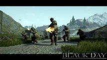 V jednu chvíli Call of Duty, v další Arma 3. Black Day je akční sandbox, kde si nastavíte prakticky cokoli