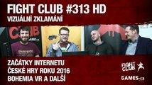 Fight Club #313: Vizuální zklamání