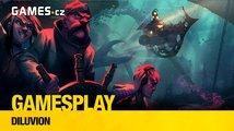 GamesPlay: hrajeme podmořské dobrodružství Diluvion