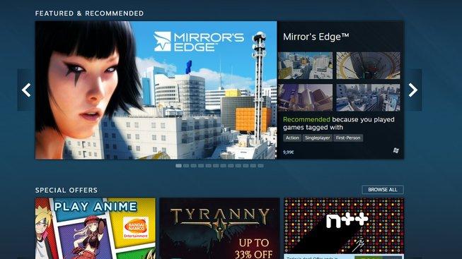 Steam zavádí nové zdanění her pro prvních deset zemí - ceny her by to zvýšit nemělo