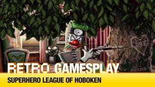 Retro GamesPlay: Superhero League of Hoboken