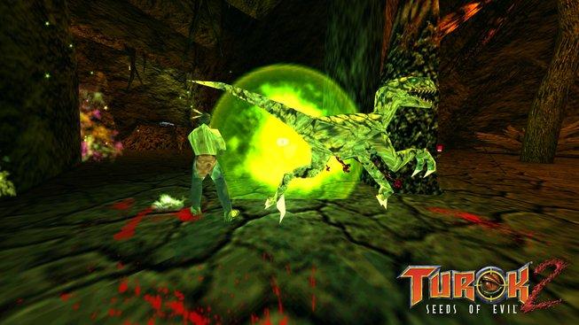Turok 2: Seeds of Evil (remaster)