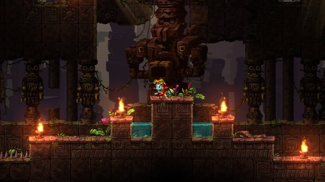 Na Nintendo Switch vyjde dolovací adventura SteamWorld Dig 2