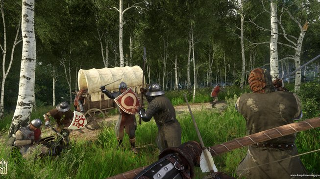 kingdom come deliverance xbox one patch size
