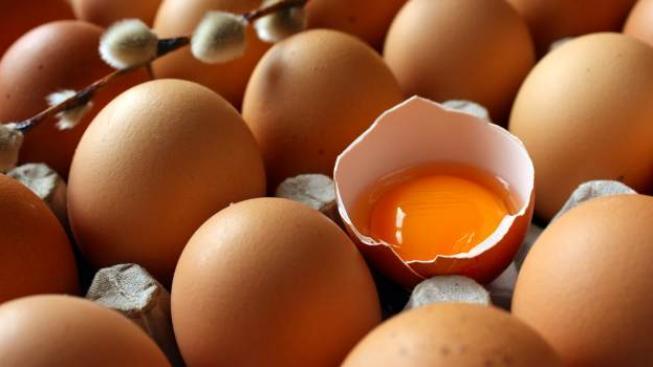 Nejtmavší žloutky měla vejce z klecových chovů, právě ta však byla přibarvena kanthaxanthinem, Foto:SXC