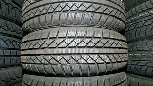 Test zimních pneumatik 2015