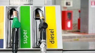 Ceny pohonných hmot v Evropě