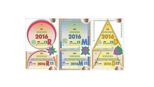 Dálniční známky pro rok 2016 jdou s novým designem do prodeje. Na co dát pozor?