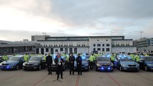 Za pokuty zaplatíme policistům více