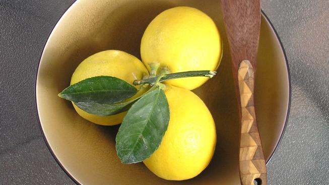 Ilustrační foto: Čerstvé citróny