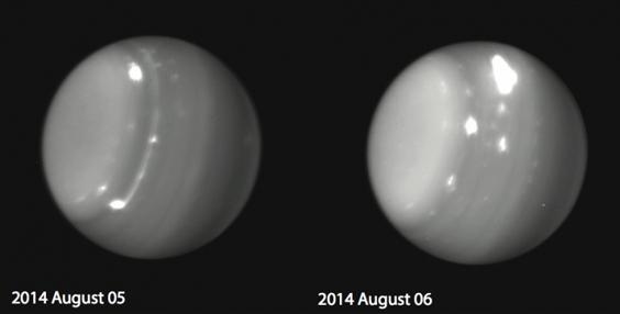 Bouře na Uranu