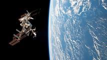 Na plášti vesmírné stanice byl nalezen plankton