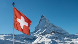 Největším úbytkem ledu jsou postiženy švýcarské alpy. Ilustrační foto