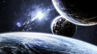 Vesmír možná ukrývá víc obyvatelných planet, než předpokládáme. Ilustrační snímek