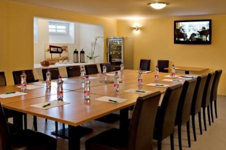 Konferenční místnost hotelu Golf Garni