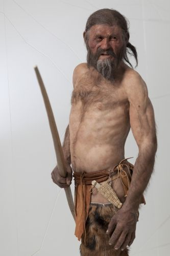 Nová podoba Ötziho
