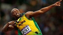 Na Zlaté tretře opět poběží jamajský blesk Bolt