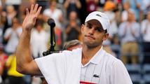 Američan v slzách: Del Porto ukončil Roddickovu kariéru