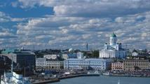 Město chladných perfekcionistů: Finové děkují každému, kdo na ně promluví